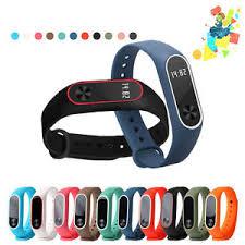 bracelet bands ebay images Original silicon wrist strap wristband bracelet fit xiaomi mi band jpg