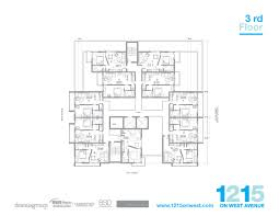 Axis Brickell Floor Plans 1215 On West Cwv Realty