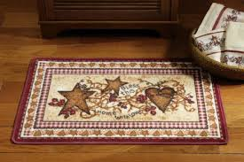 Bathroom Accent Rugs by Country Primitive Rugs Roselawnlutheran