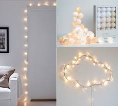guirlande lumineuse d馗o chambre projets impressionnant guirlande lumineuse chambre fille pic sur