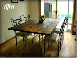 rustic modern dining room tables u2013 mitventures co
