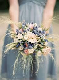 Blue Wedding Bouquets 23 Slate And Dusty Blue Wedding Ideas Deer Pearl Flowers