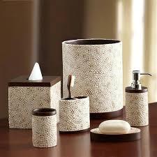 majestic beige bathroom accessories set home belle beige ceramic