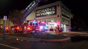 fire at lawrence bed bath and beyond