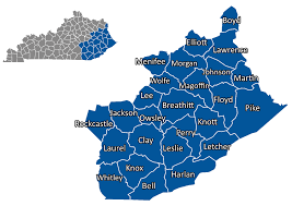 kentucky map harlan moving eastern kentucky forward with broadband project launch soar