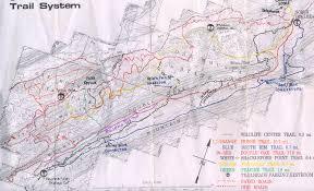 Buckeye Trail Map Oak Mountain State Park Trail Map Best Mountain 2017