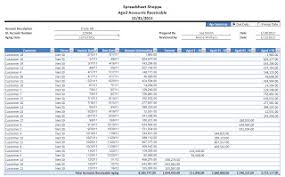 ar report template 28 images of accounts receivable monthly template excel