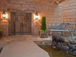 21 great example of rustic double front door designs interior