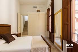 Schlafzimmer Wardrobes Apartment Mieten Pajaritos Strasse Sevilla Spanien Pajaritos 4