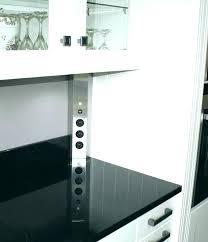 prise electrique angle cuisine multiprise pour cuisine bloc 4 prises cuisine prise electrique