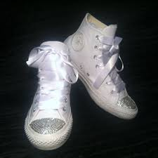 Wedding Shoes Converse Shop Custom Chuck Taylors On Wanelo