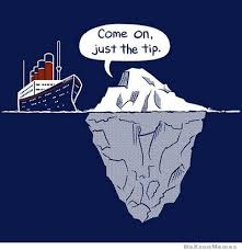 Just The Tip Meme - come on titanic just the tip weknowmemes