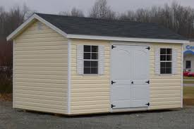 how to place an outdoor storage shed in your garden