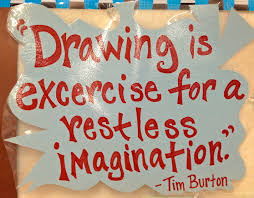 quote drawings quotes about drawing from artists 22 quotes
