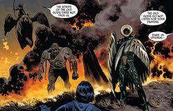 horsemen of apocalypse earth 616 marvel database fandom