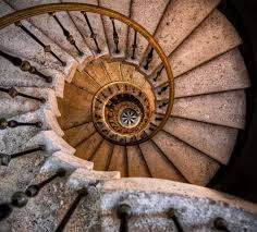 8 best mesmerizing spiral staircase images on pinterest spiral