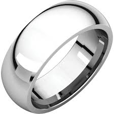 comfort fit ring 14k gold 7 mm comfort fit wedding band