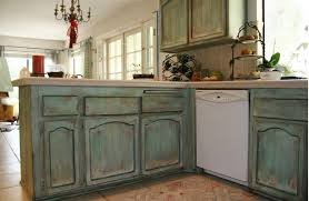 Crackle Paint Kitchen Cabinets Wooden Accents Faux Finishing On Furniture In Colorado Springs