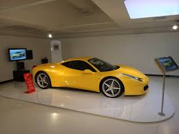 ferrari yellow 458 ferrari 458 italia yellow pearl triple layer paint flickr