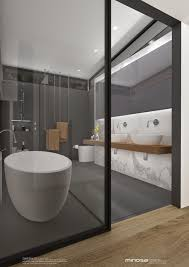 Open Bathroom Concept by Minosa Bathroom With A View Bathing With Nature