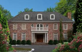 small style home plans house plan colonial style home colon georgian plans