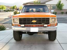 Classic Chevrolet 4x4 Trucks - classic cars 1975 chevrolet blazer 4x4