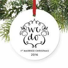 mr mrs ornament 2017 as mr mrs ornament