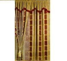 Burgundy Velvet Curtains Burgundy Curtains Ebay