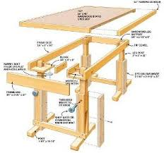 how to build a work table awesome diy workbench ideas and designs 53 free workbench plans
