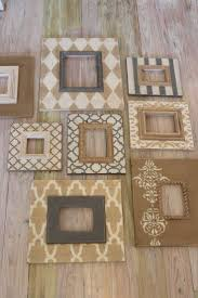 204 best picture frames images on pinterest home crafts and delta girl distressed frames