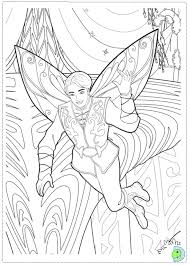 anime fairy coloring pages princess fairy colouring pages