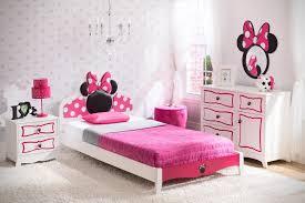 Minnie Mouse Teenage Girls Bedroom Decor Ideas