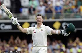 smith s 141 not out puts australia in front in ashes daily