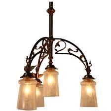 Art Nouveau Lighting Chandelier 84 Best Art Nouveau Images On Pinterest News Art Deco Art And