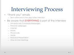 thank you letter after postdoc interview sample resume acierta us
