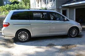 honda odyssey 2005 tire size 07 touring with 18 mdx wheels the cure for pax page 98
