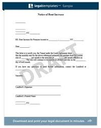 Rent Increase Letter Ma coverletterexles us part 30 rent increase sle letter