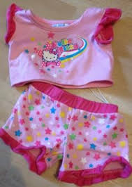 clothes for build a purple fairy princess dress w wand teddy clothes fits