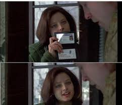 Buffalo Bills Silence Of The Lambs by In The Silence Of The Lambs Clarice Withdraws Her Fbi Badge