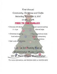 oconee county chamber of commerce community christmas and