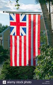 Flag Of Bengal Flag Of The British East India Company 1707 1801 Stock Photo