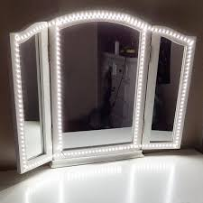 professional makeup light mirrors professional makeup mirror white vanity mirror with