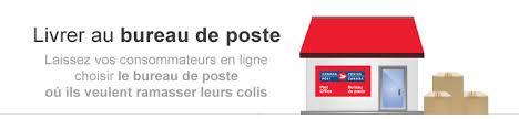 connaitre bureau de poste programme pour développeurs de postes canada service