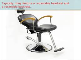 tattoo shampoo threading styling and makeup chairs by