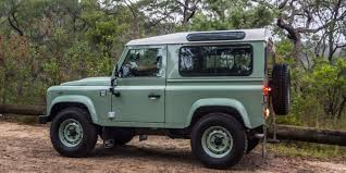 land rover defender 2019 land rover defender production to end january 2016 report
