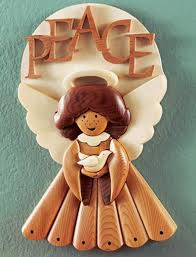 intarsia masterpeace angel woodworking plan from wood magazine