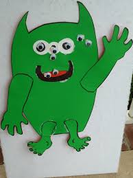 Monster Halloween Song Mommy And Me Book Club Go Away Big Green Monster