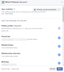 Your Facebook Friends Could Learn A Lot From Bill - facebook users how to see which apps are harvesting your data now