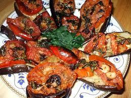 cuisiner aubergine facile recette de lamelles d aubergines au four