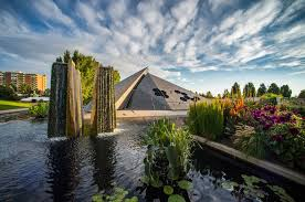 Denver Botanic Gardens Denver Botanic Gardens Science Pyramid Architect Magazine